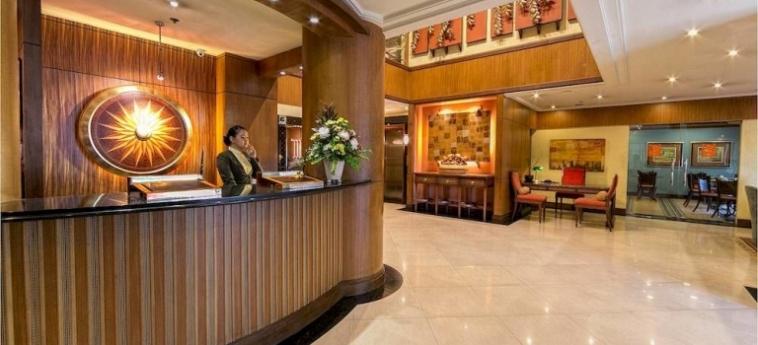 Hotel Herald Suites Solana: Appartement Minerva MANILA