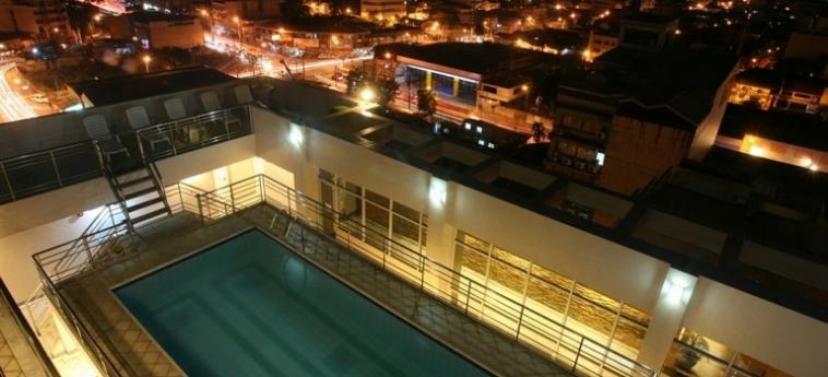 Hotel Herald Suites Solana: Außenschwimmbad MANILA