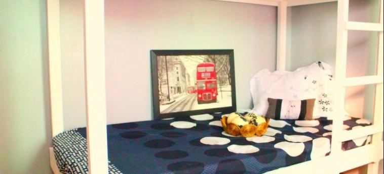 Urban Hostel Makati: Camera Comfort MANILA