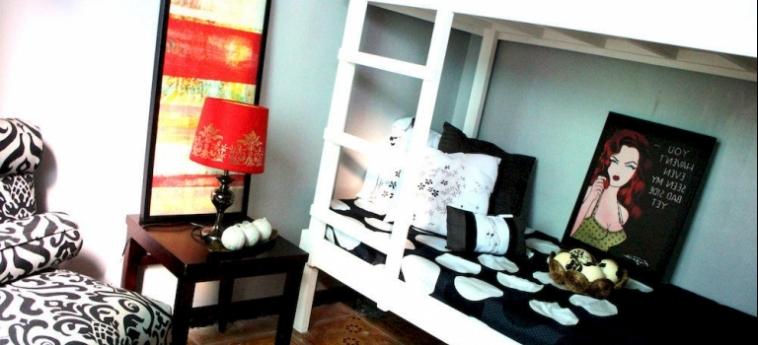 Urban Hostel Makati: Caminetto MANILA