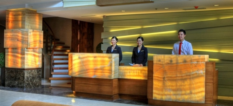 Armada Hotel: Classic Zimmer  MANILA