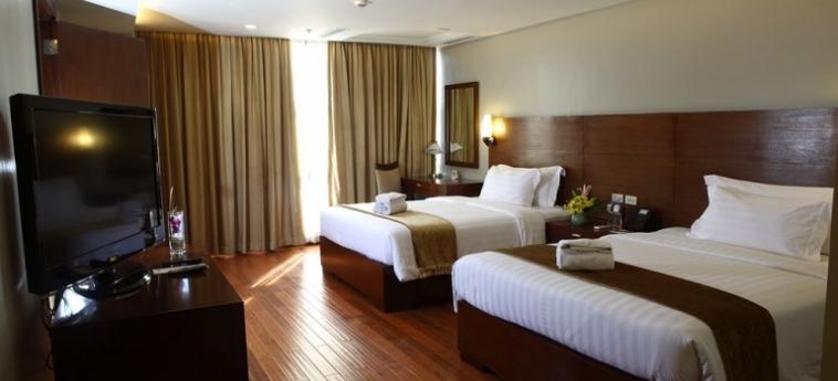 Armada Hotel: Health Club MANILA