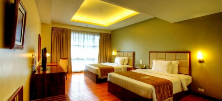 Armada Hotel: Innen MANILA