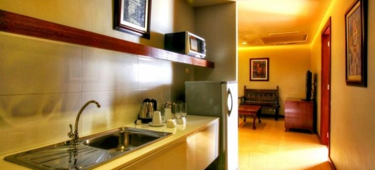 Armada Hotel: Lounge Bar MANILA