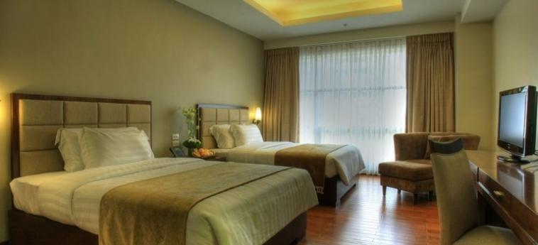 Armada Hotel: Pavillon MANILA