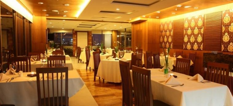 Armada Hotel: Restaurant MANILA