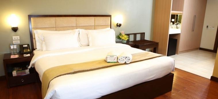 Armada Hotel: Room - Double Club MANILA