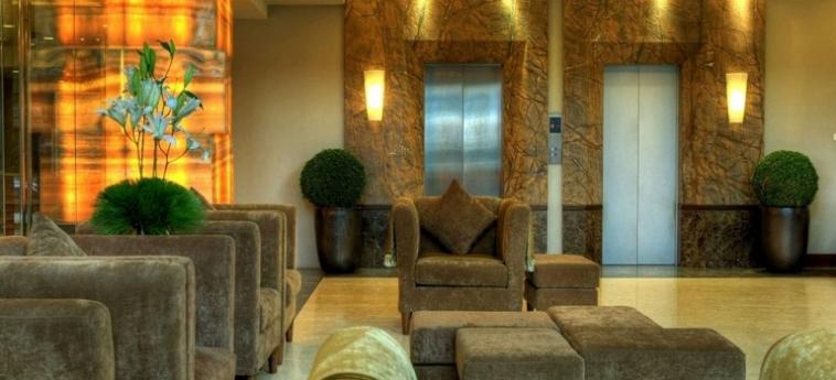 Armada Hotel: Umgebund MANILA