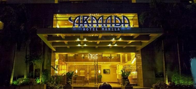 Armada Hotel: Wohnung - Detail MANILA