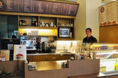 Vieve Hotel: Caffetteria MANILA