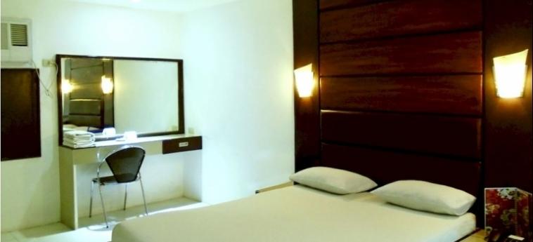 Halina Drive Inn Hotel - Pasay: Hall MANILA