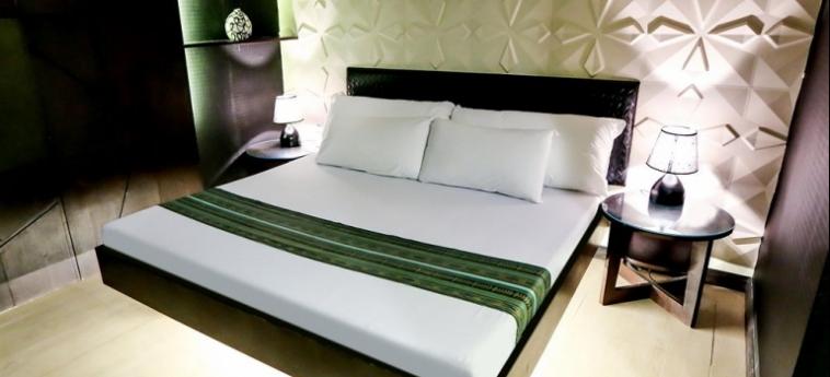Hotel Victoria Court Cuneta: Camera Suite MANILA