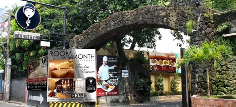 Hotel Victoria Court Cuneta: Camera Superior MANILA