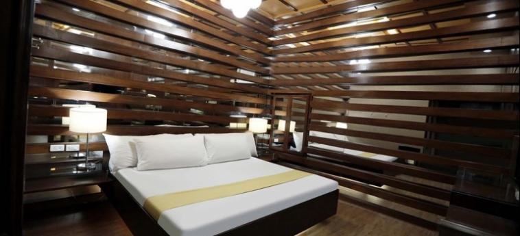 Hotel Victoria Court Cuneta: Chalet MANILA