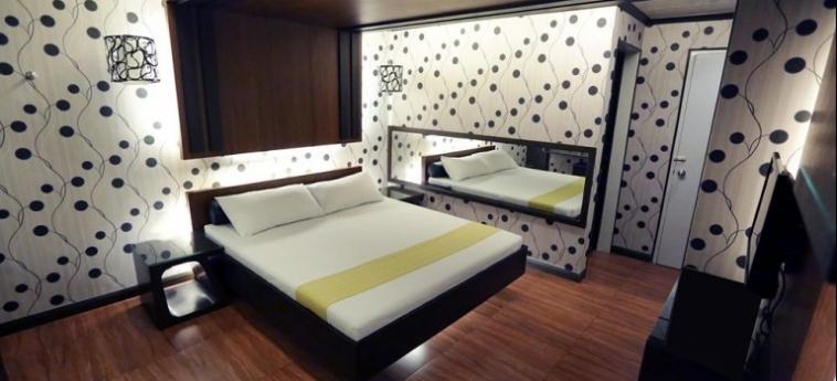 Hotel Victoria Court Cuneta: Trullo MANILA