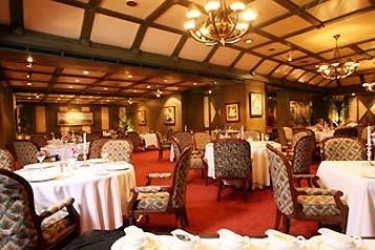 G Hotel Manila: Restaurant MANILA