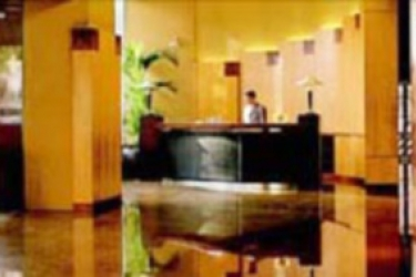 Hotel Discovery Suites: Empfang MANILA