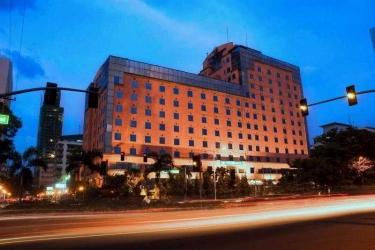 Hotel Bayview Park: Außen MANILA
