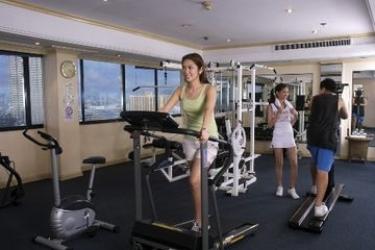 Hotel Bayview Park: Health Club MANILA