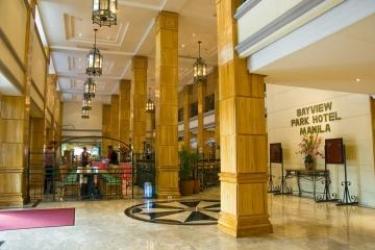 Hotel Bayview Park: Lobby MANILA