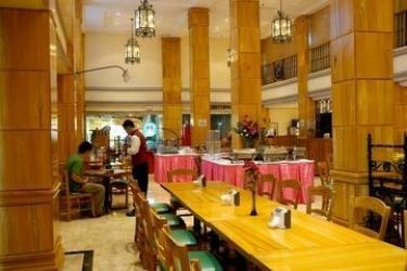 Hotel Bayview Park: Lounge Bar MANILA
