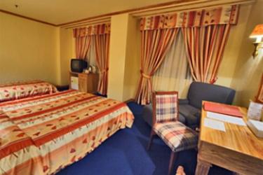 Hotel Bayview Park: Schlafzimmer MANILA