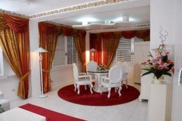 Hotel Bayview Park: Suite MANILA