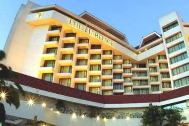 The Heritage Hotel Manila: Esterno MANILA