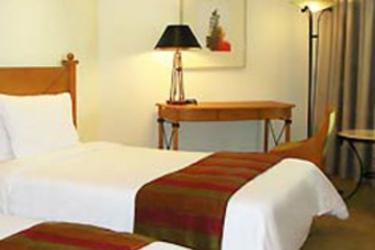 The Heritage Hotel Manila: Guest Room MANILA