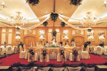 The Heritage Hotel Manila: Sala da Ballo MANILA