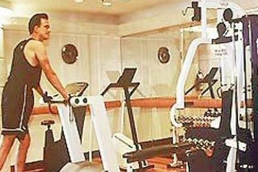 The Heritage Hotel Manila: Fitnesscenter MANILA