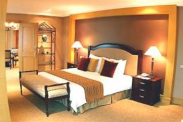 The Heritage Hotel Manila: Schlafzimmer MANILA