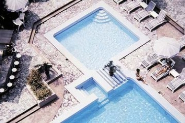 The Heritage Hotel Manila: Swimming Pool MANILA