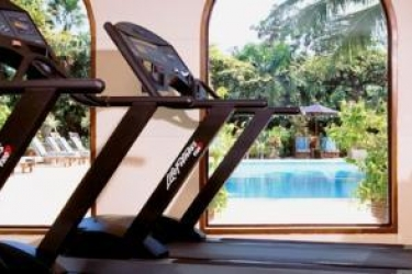 Hotel The Peninsula Manila: Gym MANILA