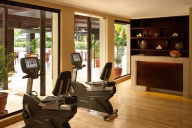 Hotel The Peninsula Manila: Health Club MANILA