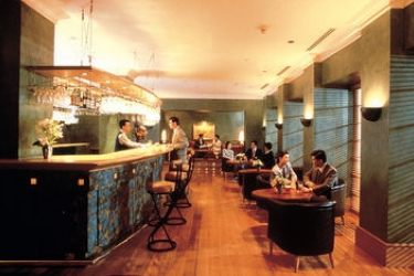Hotel The Peninsula Manila: Lounge Bar MANILA