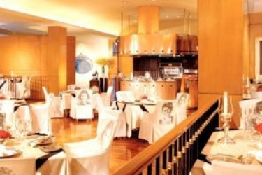 Hotel The Peninsula Manila: Restaurant MANILA