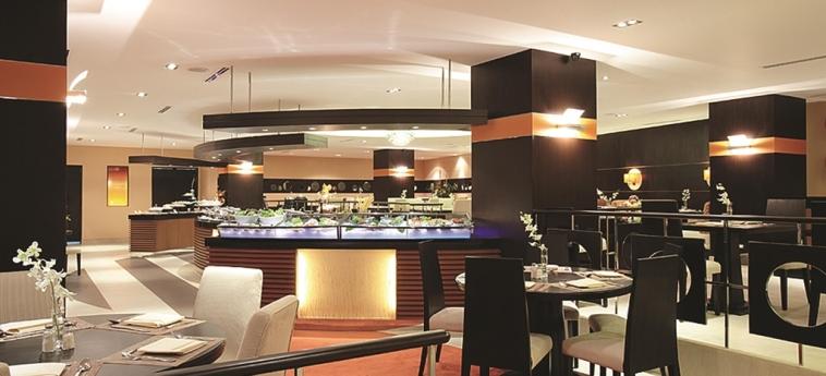 Hotel Jen Manila : Detalle del hotel MANILA