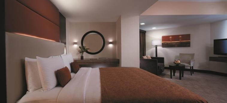 Hotel Jen Manila : Habitacion Suite MANILA
