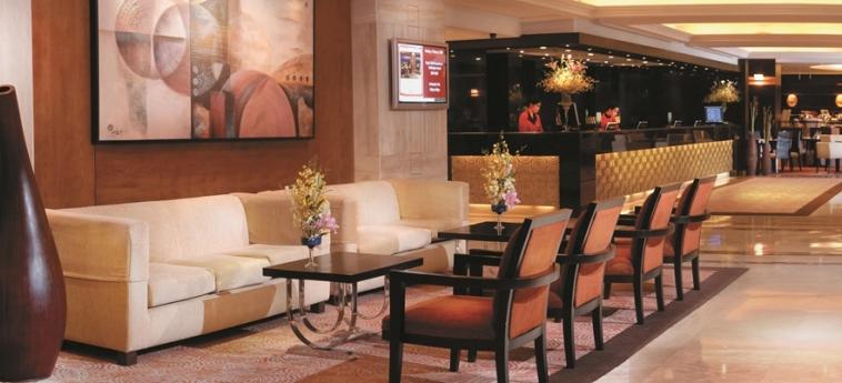 Hotel Jen Manila : Lobby MANILA