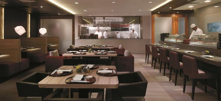 Hotel Jen Manila : Restaurante MANILA