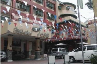 Hotel Octagon Mansion: Actividad MANILA
