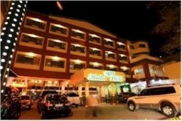 Hotel Octagon Mansion: Außen MANILA