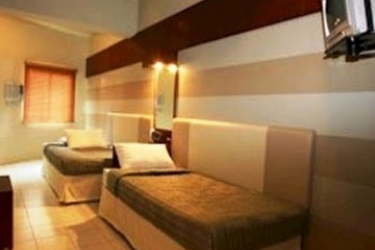 Hotel Octagon Mansion: Deluxe Zimmer MANILA