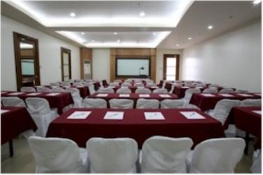 Hotel Octagon Mansion: Konferenzraum MANILA