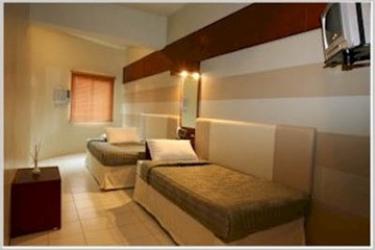 Hotel Octagon Mansion: Schlafzimmer MANILA
