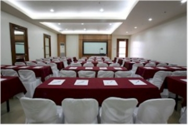 Hotel Octagon Mansion: Conference Room MANILA