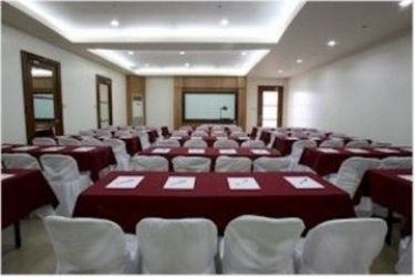 Hotel Octagon Mansion: Meeting Room MANILA