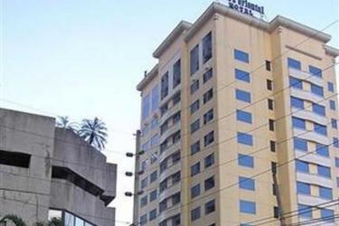 Hotel Tiara Oriental: Außen MANILA