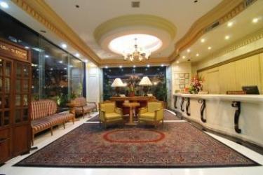 Hotel Tiara Oriental: Lobby MANILA